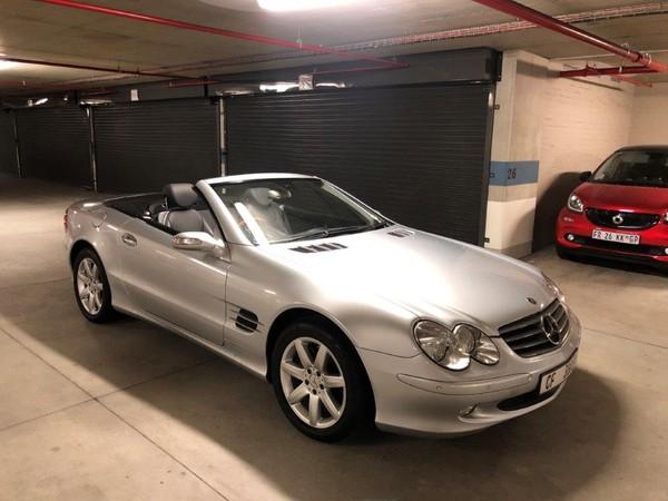 2006 Mercedes-Benz SL-Class Sl 500 64000kms Western Cape Cape Town_0