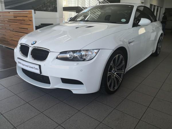 2014 BMW M3 Convertible M Dynamic M-dct  Gauteng Boksburg_0