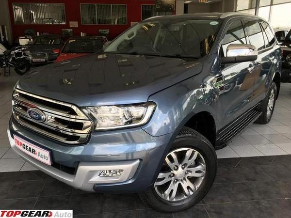 2017 Ford Everest 3.2 XLT 4X4 Auto Gauteng Bryanston_0