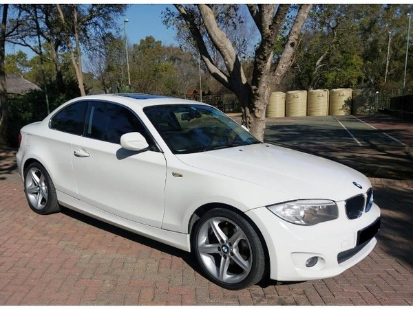 2012 BMW 1 Series 125i Coupe Sport At  Kwazulu Natal Durban_0