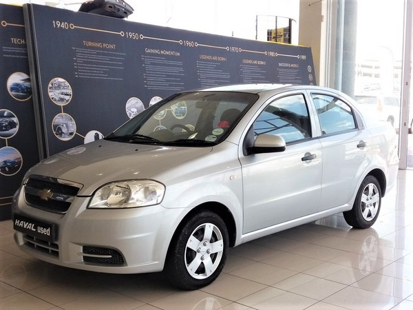 2009 Chevrolet Aveo 1.6 Ls At  Gauteng Four Ways_0