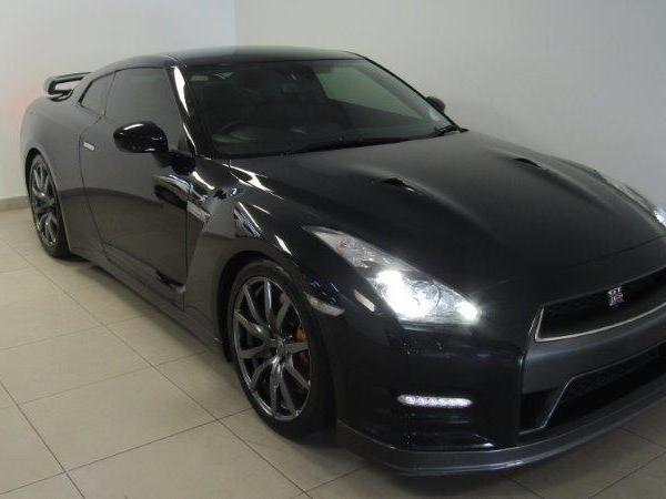 2012 Nissan GT-R Black Edition  Gauteng Pretoria_0