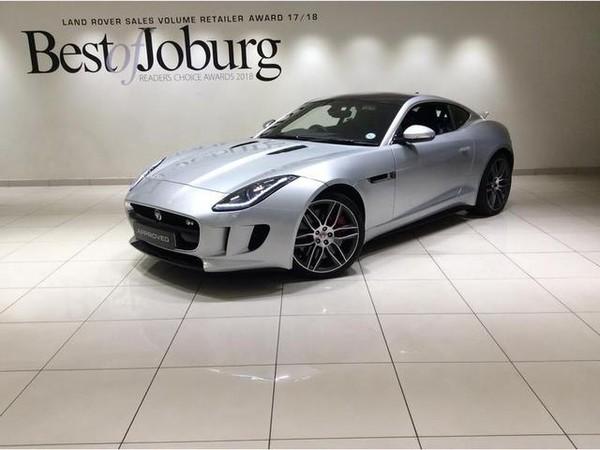 2015 Jaguar F-TYPE R 5.0 V8 SC Coupe Gauteng Rivonia_0