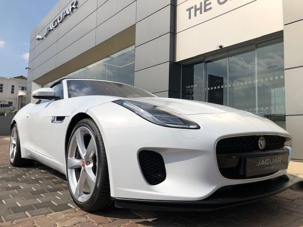 2019 Jaguar F-TYPE S 3.0 V6 Convertible Auto Gauteng Alberton_0