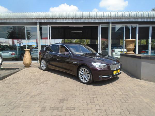 2012 BMW 5 Series 550i Luxury Line Auto Mpumalanga Delmas_0