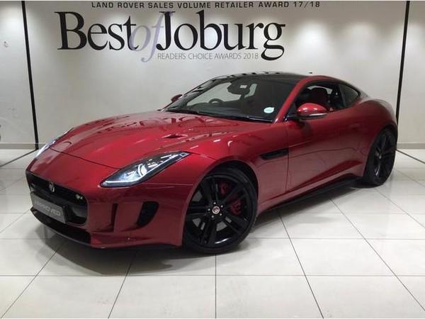 2017 Jaguar F-TYPE R 5.0 V8 Coupe AWD Gauteng Rivonia_0