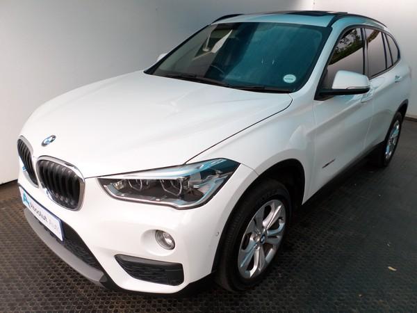2017 BMW X1 sDRIVE20d Auto Gauteng Randburg_0