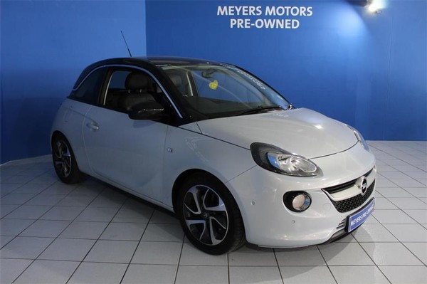 2015 Opel Adam 1.0T JAM 3-Door Eastern Cape East London_0