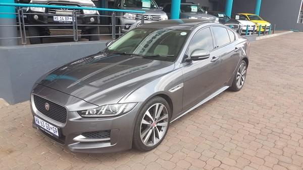 2016 Jaguar XE 2.0D R-Sport Auto Gauteng Randburg_0