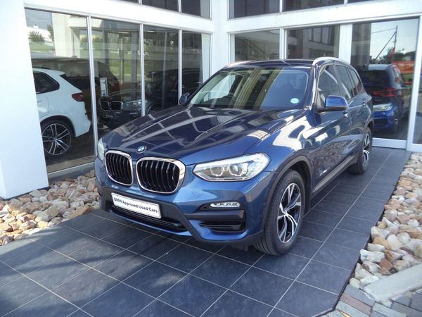 2018 BMW X3 xDRIVE 20d G01 Mpumalanga Secunda_0