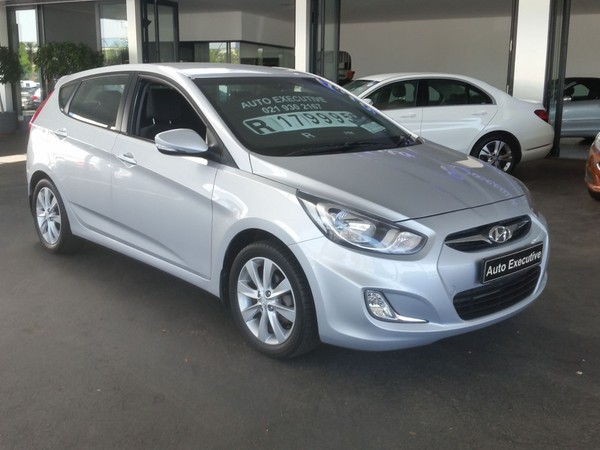 2015 Hyundai Accent 1.6 Fluid 5-Door Western Cape Western Cape_0