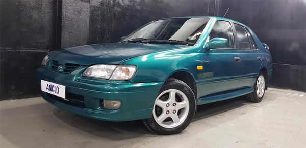 1998 Nissan Sabre 160 Gxi Ac  Gauteng Benoni_0
