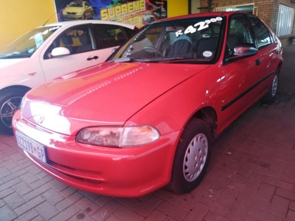 1994 Honda Ballade 150i Encore  Gauteng Pretoria_0