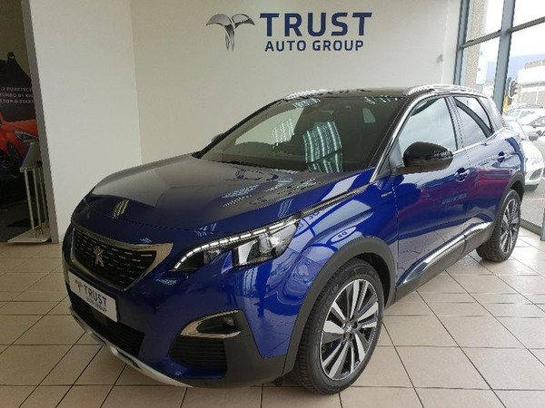 2019 Peugeot 3008 1.6 THP GT-Line Auto Western Cape Strand_0
