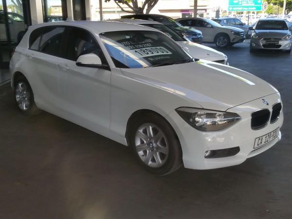 2013 BMW 1 Series 118i 5dr At f20  Western Cape Western Cape_0