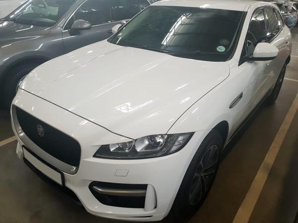 2016 Jaguar F-Pace 2.0 i4D AWD R-Sport Gauteng Centurion_0