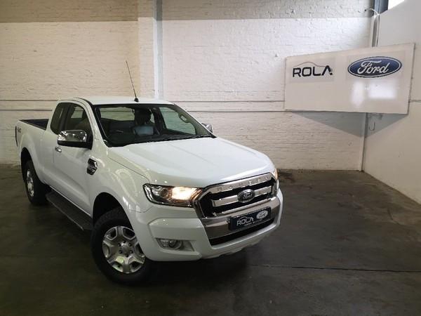 2016 Ford Ranger 3.2TDCi XLT 4X4 AT PU SUPCAB Western Cape Caledon_0