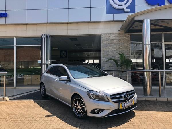 2015 Mercedes-Benz A-Class A 200d Urban Auto Kwazulu Natal Richards Bay_0