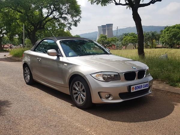 2011 BMW 1 Series 120i Convert Exclusive At  Gauteng Pretoria West_0