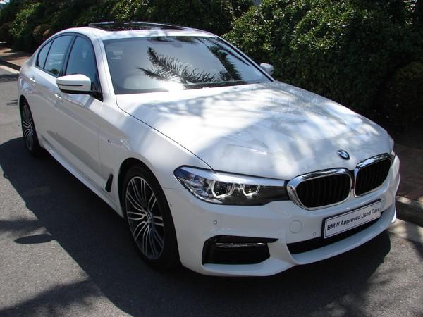 2018 BMW 5 Series 520d Sedan Automatic M Sport Western Cape Strand_0