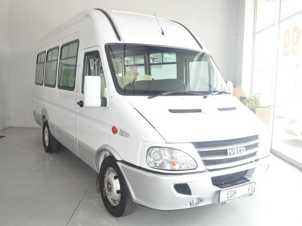 2011 Iveco Daily 50C15V15 FC PV Free State Bloemfontein_0