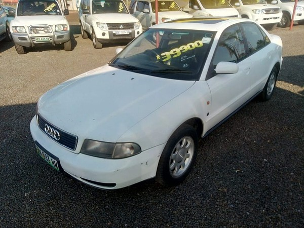 1996 Audi A4 2.8 Executive  North West Province Rustenburg_0