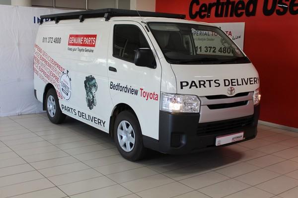 2019 Toyota Quantum 2.5 D-4d Lwb Fc Pv  Gauteng Edenvale_0