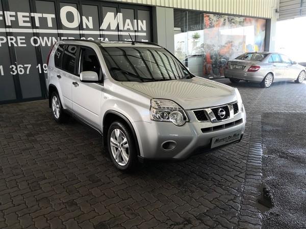 2013 Nissan X-trail Nissan X-Trail 2.0 DCi 4x2 XE Eastern Cape Port Elizabeth_0