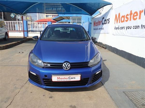 2012 Volkswagen Golf Vi  2.0 Tsi R  Gauteng Pretoria_0