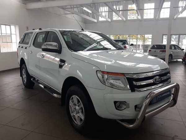 2014 Ford Ranger 3.2tdci Xlt At  Pu Dc  Western Cape Robertson_0