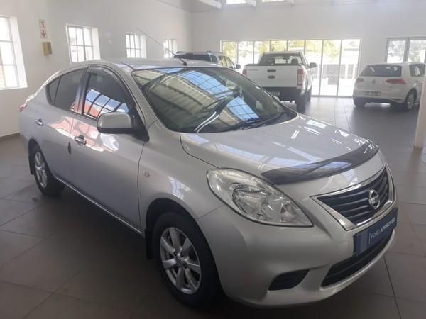 2014 Nissan Almera 1.5 Acenta Western Cape Robertson_0