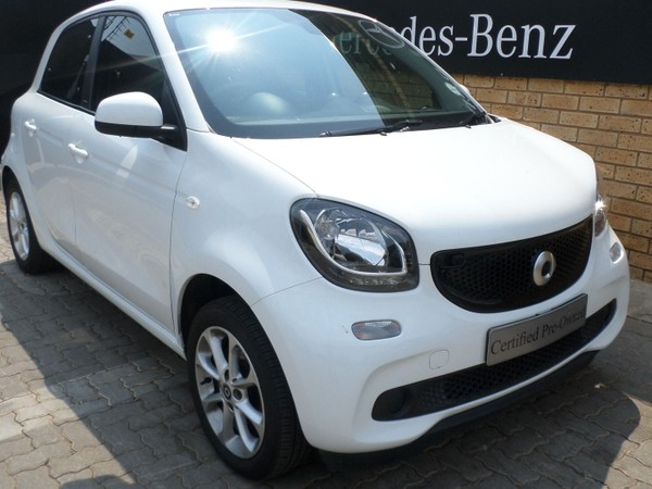 2016 Smart Forfour Passion Gauteng Pretoria_0
