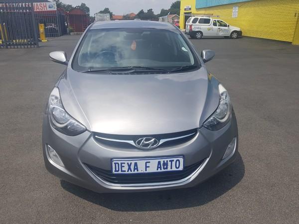 2012 Hyundai Elantra 1.6  Gauteng Bramley_0