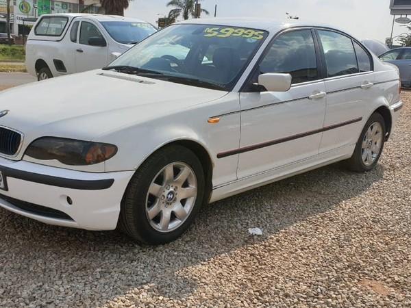 2005 BMW 3 Series 318i e46fl  Gauteng Lenasia_0