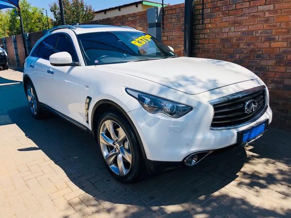 2012 Infiniti QX70 Fx50 S Premium  Gauteng Pretoria_0