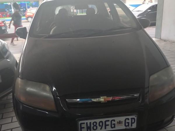 2009 Chevrolet Aveo 1.5 Ls  Gauteng Pretoria_0