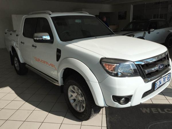2010 Ford Ranger 3.0tdci  Wildtrak 4x4 Pu Dc  Gauteng Randfontein_0