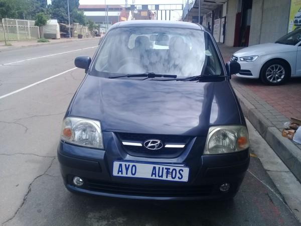 2014 Hyundai Atos 1.1 Gls  Gauteng Germiston_0