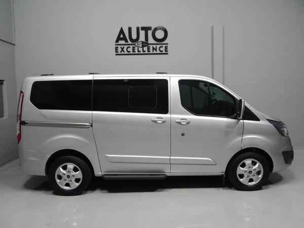 2017 Ford Tourneo Custom LTD 2.2TDCi SWB 114KW Gauteng Centurion_0