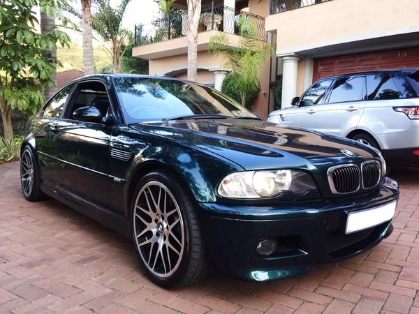 2003 BMW M3 M3E46 LIKE NEW Kwazulu Natal Umhlanga Rocks_0