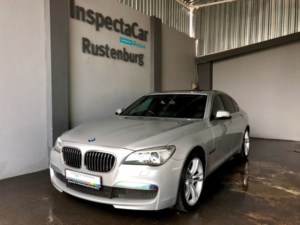 2014 BMW 7 Series 730d M Sport f01  North West Province Rustenburg_0
