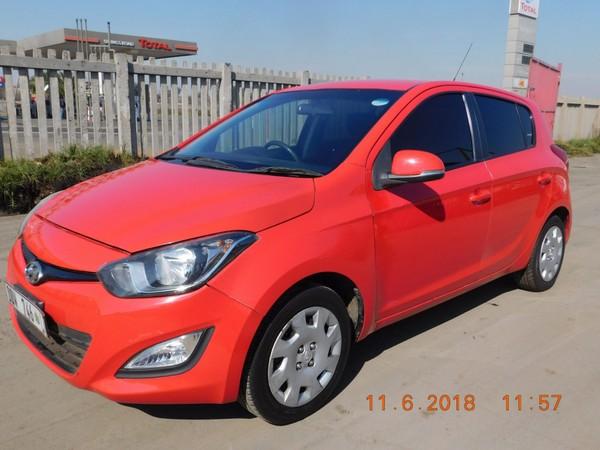 2013 Hyundai i20 1.4 Fluid  Gauteng Brakpan_0
