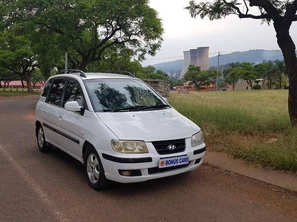2006 Hyundai Matrix 1.6 Gls  Gauteng Pretoria West_0
