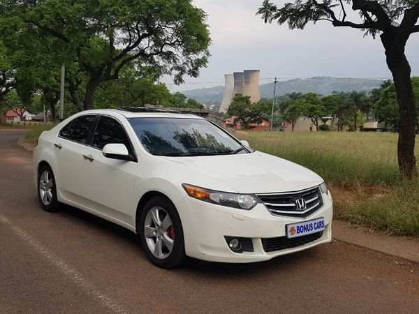 2010 Honda Accord 2.4 Exclusive At  Gauteng Pretoria West_0