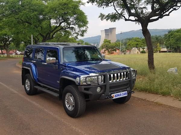 2007 Hummer H3 Luxury At  Gauteng Pretoria West_0