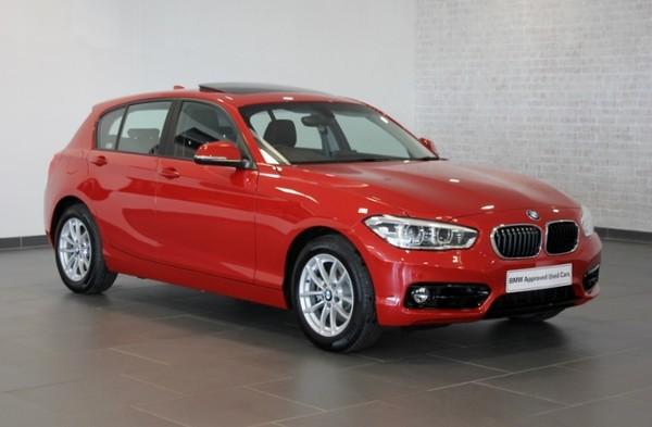 2019 BMW 1 Series 120i Sport Line 5DR Auto f20 Free State Bloemfontein_0