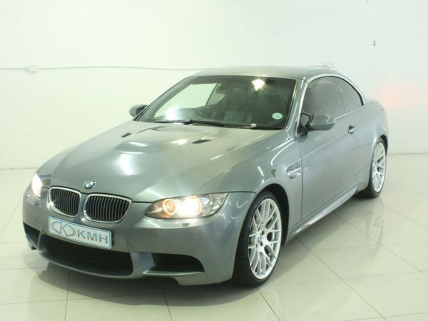 2008 BMW M3 Convertible M-dct  Kwazulu Natal Durban_0