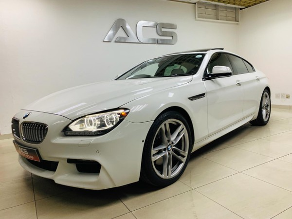 2014 BMW 6 Series 650i GRAN COUPE MSPORT AUTO FULLY LOADED Gauteng Benoni_0