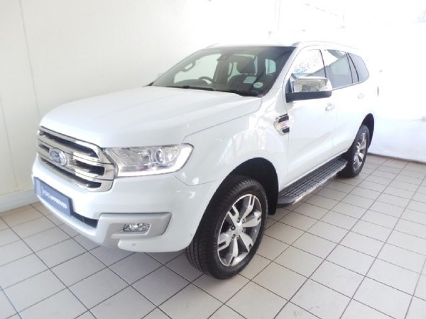 2019 Ford Everest 3.2 LTD 4X4 Auto Gauteng Pretoria_0
