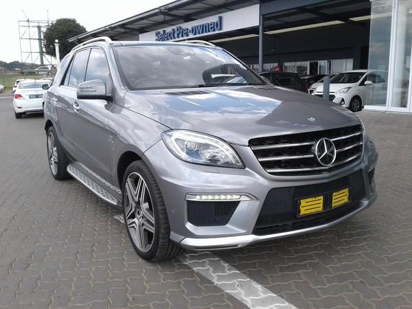 2013 Mercedes-Benz M-Class Ml 63 Amg  Gauteng Roodepoort_0